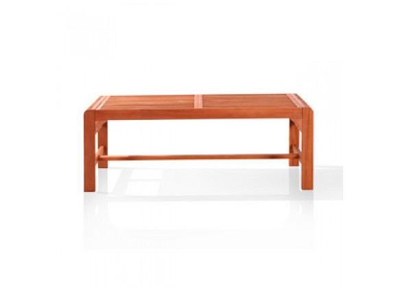 Vifah Backless Two Seater Bench