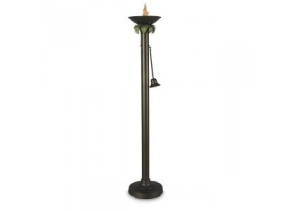 "Patio Concepts Vesta 72"" Citronella Flame Lantern"