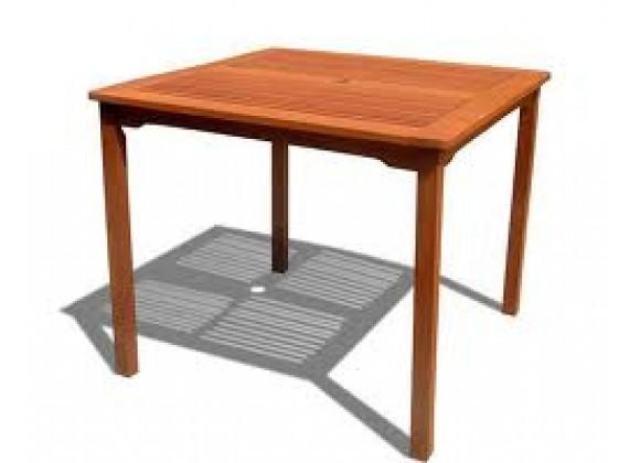 Vifah Modern Patio Ibiza Stacking table