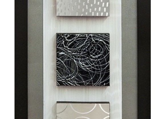 Reflections I Rectangular Framed Art
