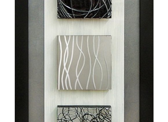 Reflections II Rectangular Framed Art