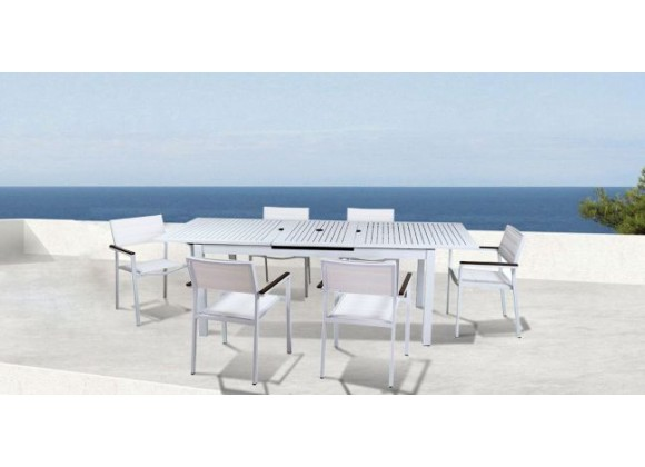 Avallon 7 Pc Dining Set - Lifestyle 1