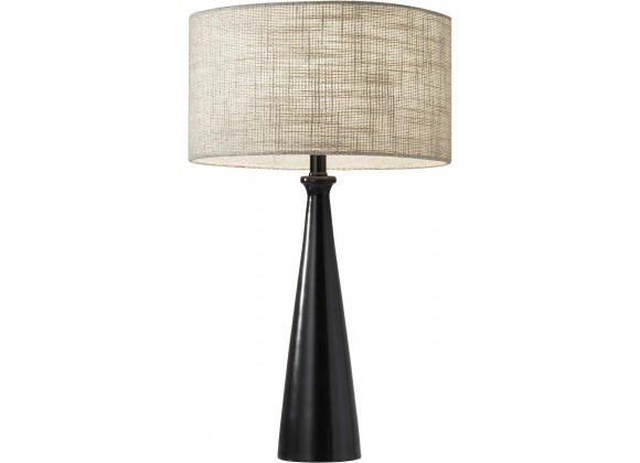 Linda Table Lamp - Black