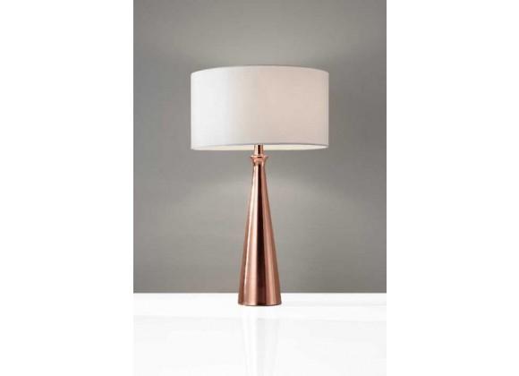 Linda Table Lamp - Copper
