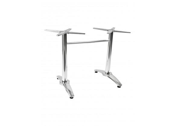 Boxed Aluminum Table Stand - AL-1802DP