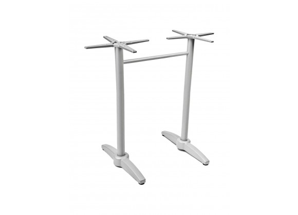 Cast Weighted Aluminum Table Stand - AL-1805BH DP