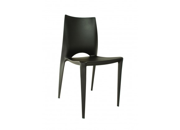 Aron Living Dolce Chair Black