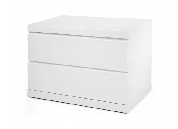 Whiteline Modern Living Anna Night Stand - Large