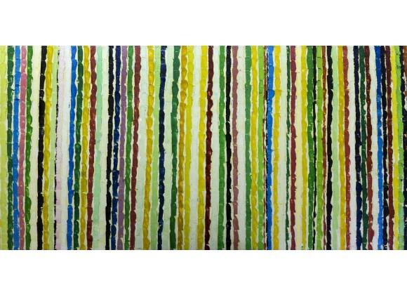 Rainbow Vines Wall Art