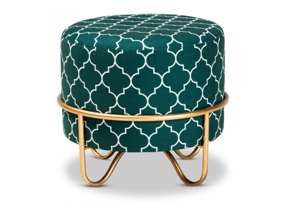 Luxe Teal Green
