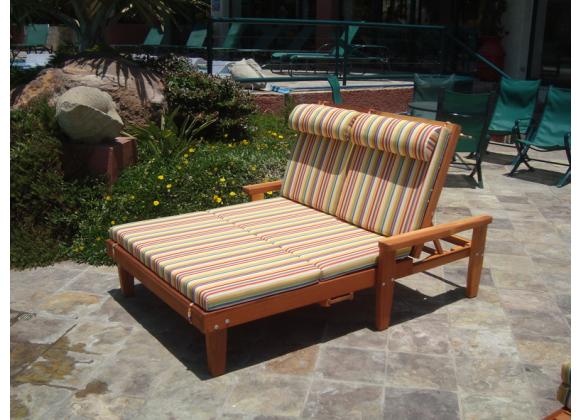 Best Redwood Chaise Lounger Cushion