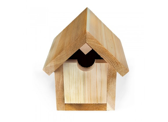 All Things Cedar Classic Cedar Birdhouse