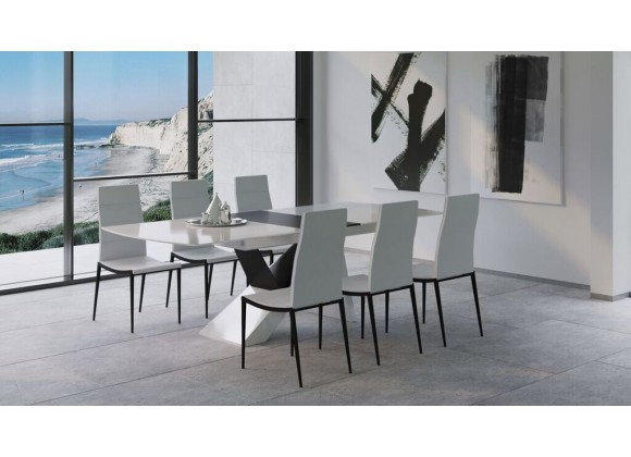 Virtuoso Extension Dining Table - Lifestyle
