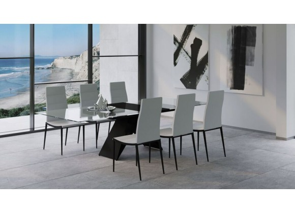Maestro Extension Dining Table - Lifestyle