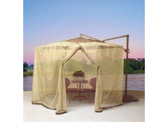 Shade Trends Cantilever Mosquito Net