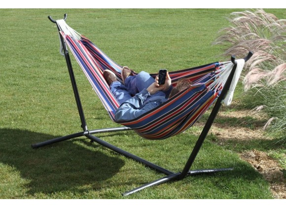 Techno Hammock with Stand - Life