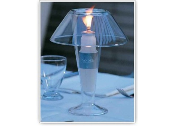 Tango Lighting Carpyen Candel Outdoor Table Lamp