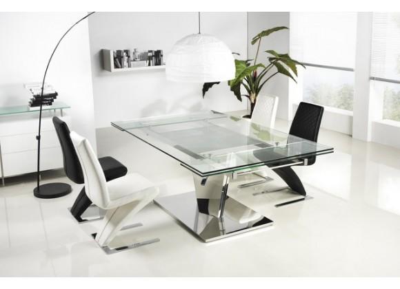 Casabianca Diamond Dining Table