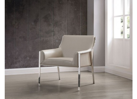 Dalton Leisure Armchair Gray - Lifestyle