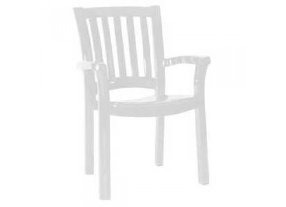 Compamia Sunshine Resin Dining Arm Chair - Set of 4