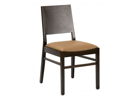 European Beechwood Wood Dining Chair - CON-04S