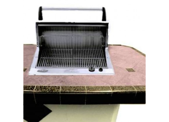 Fire Magic Legacy Deluxe Classic Countertop Grill
