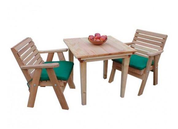 Cedar Classic Dining Set