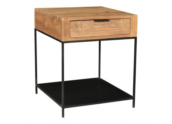 Moe's Home Collection Joliet Side Table - Perspective