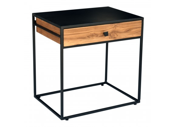 Moe's Home Collection Mayna Side Table - Angled View