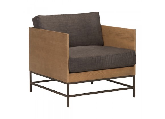 Moe's Home Collection Girona Arm Chair - Perspective