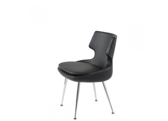 Mobili Modern Europa Dining Chair - Leatherette