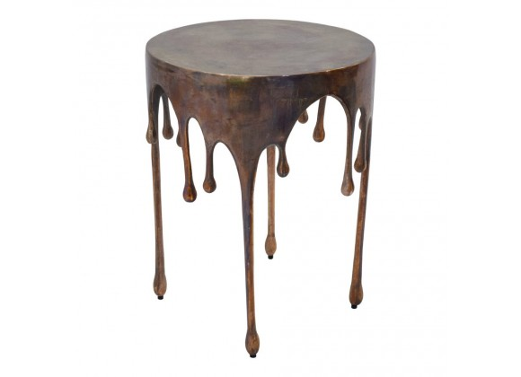 Moe's Home Collection Copperworks Accent Table