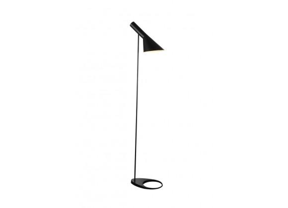 Xavier Floor Lamp Black Metal
