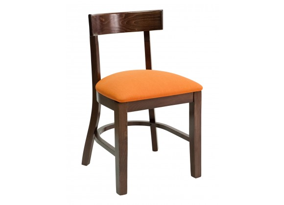 European Beechwood Wood Dining Chair - FLS-09S