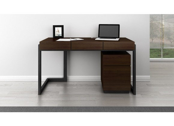 "Furnitech FT56CWD 54"" Writing Desk"
