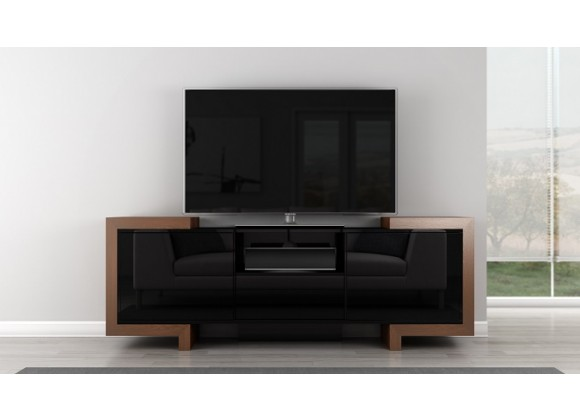 "Furnitech 75"" Contemporary TV Stand Media Console"