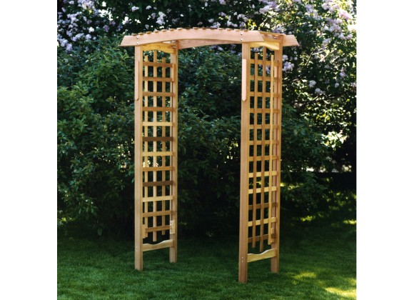 All Things Cedar Garden Arbor