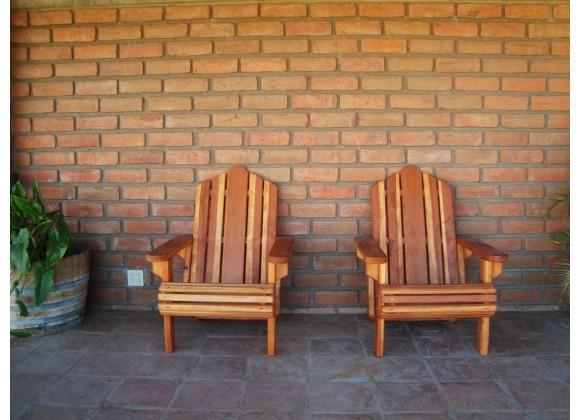 Adirondack Chair - Front