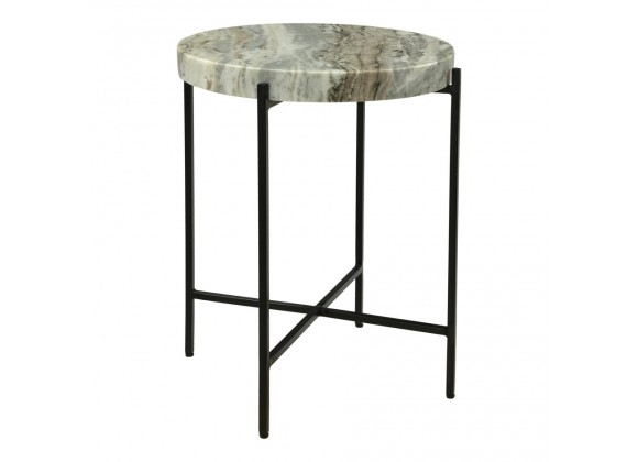 Moe's Home Collection Cirque Accent Table - Sand