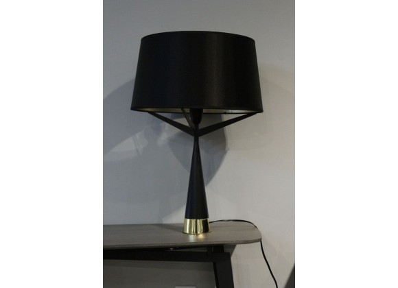 Paris Table Lamp Black - Lifestyle