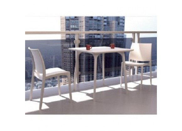 Compamia Maya 31 inch Outdoor Square Dining Table
