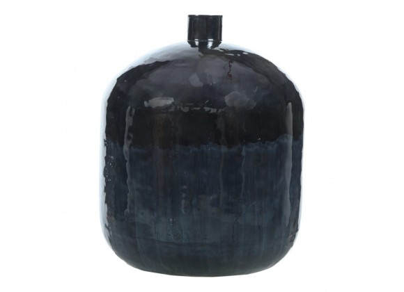 Moe's Home Collection Blue Mountain Vase - Short