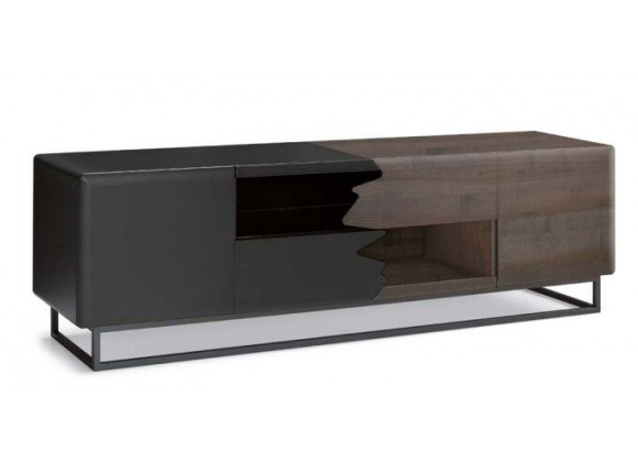 Kali TV Stand, Grey/Anthracite