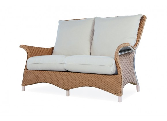 Mandalay Loveseat  - Angled