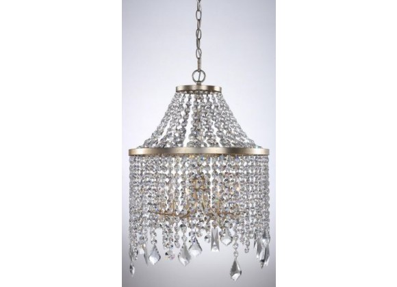 ZEEV Lighting Palais Mini Chandelier