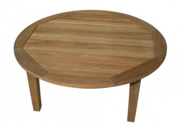 Miami Sofa Table Round