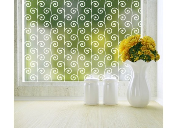 Odhams Press Sprouts Privacy Adhesive Window Film