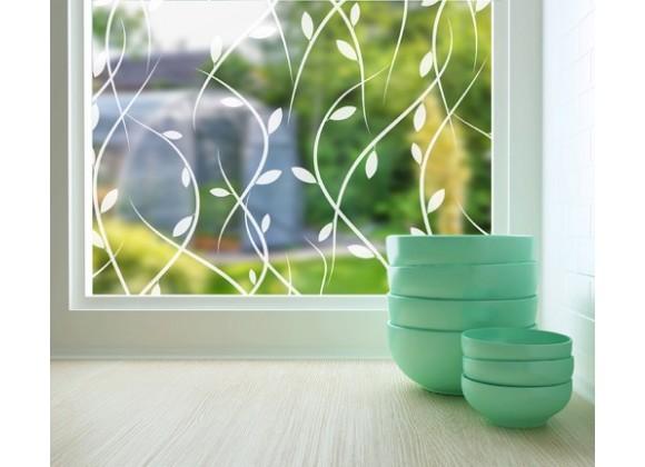 Odhams Press Vines Sheer Adhesive Window Film