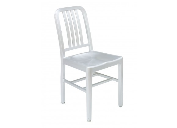 Powder Coating Aluminum Side Chair - NAV-01S