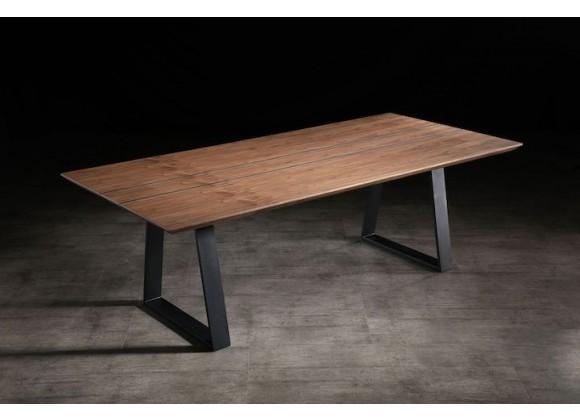 B-Modern Sevan Dining Table - Angled